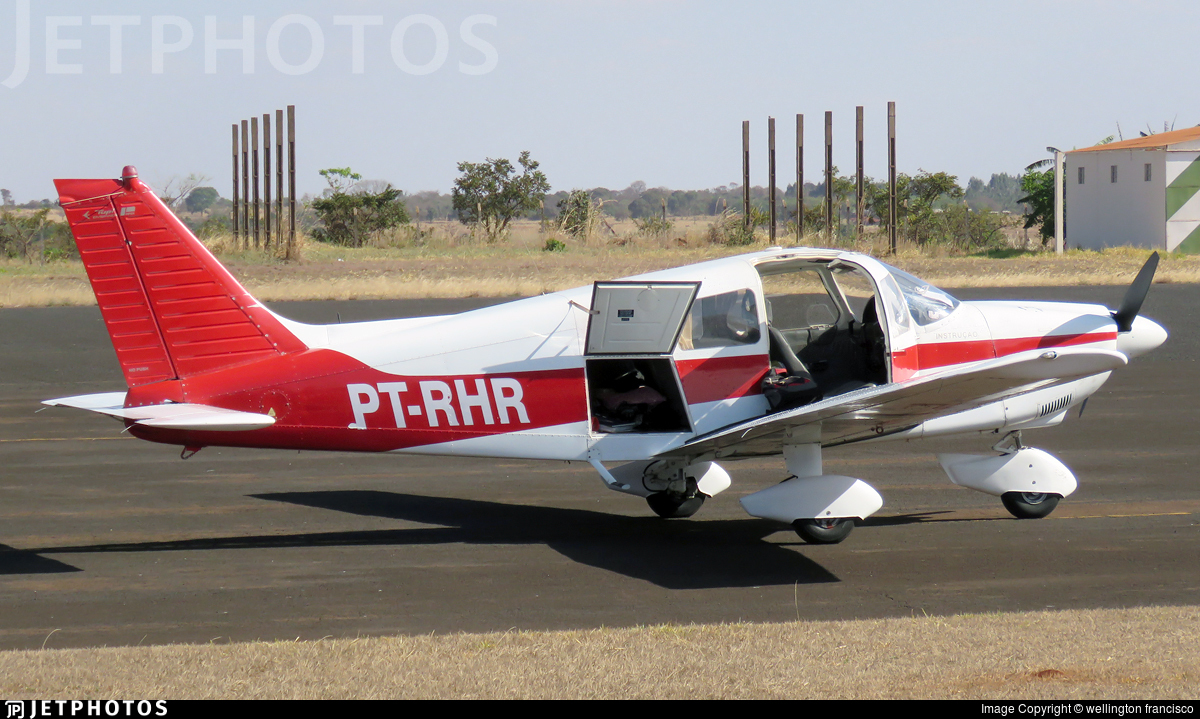 PT-RHR - Embraer EMB-712 Tupi - Private