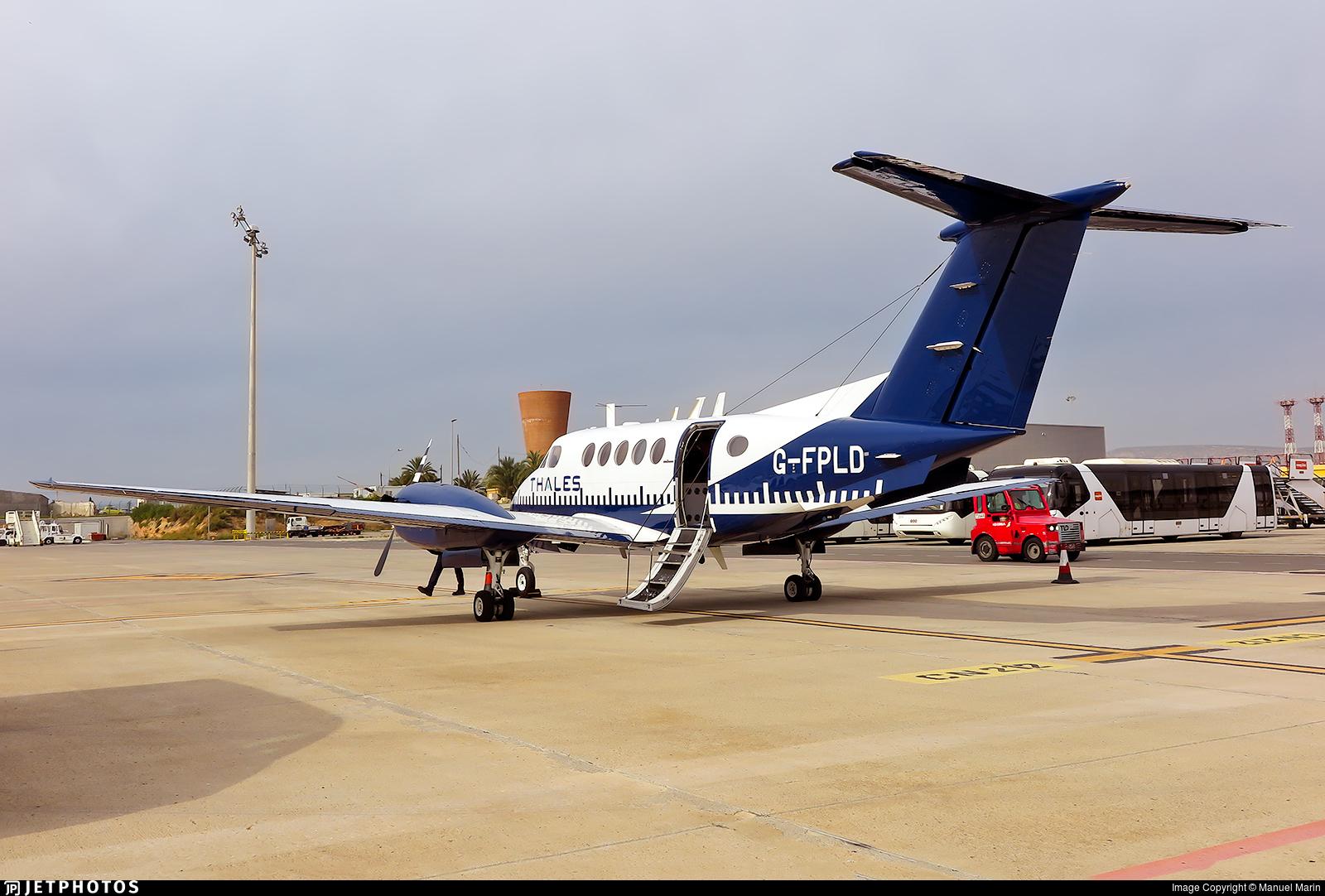 G-FPLD - Beechcraft B200 Super King Air - Flight Precision
