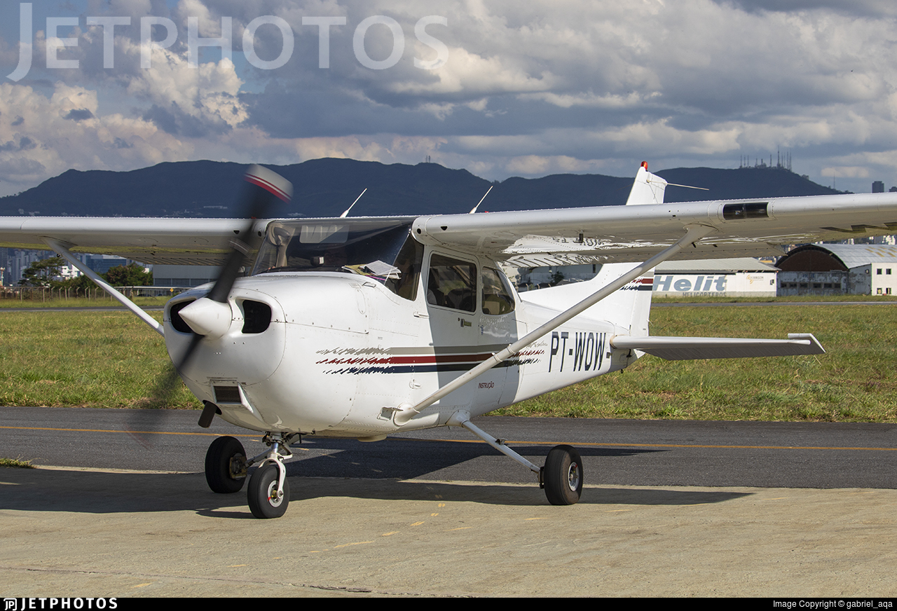 PT-WOW - Cessna 172R Skyhawk - Martins Air