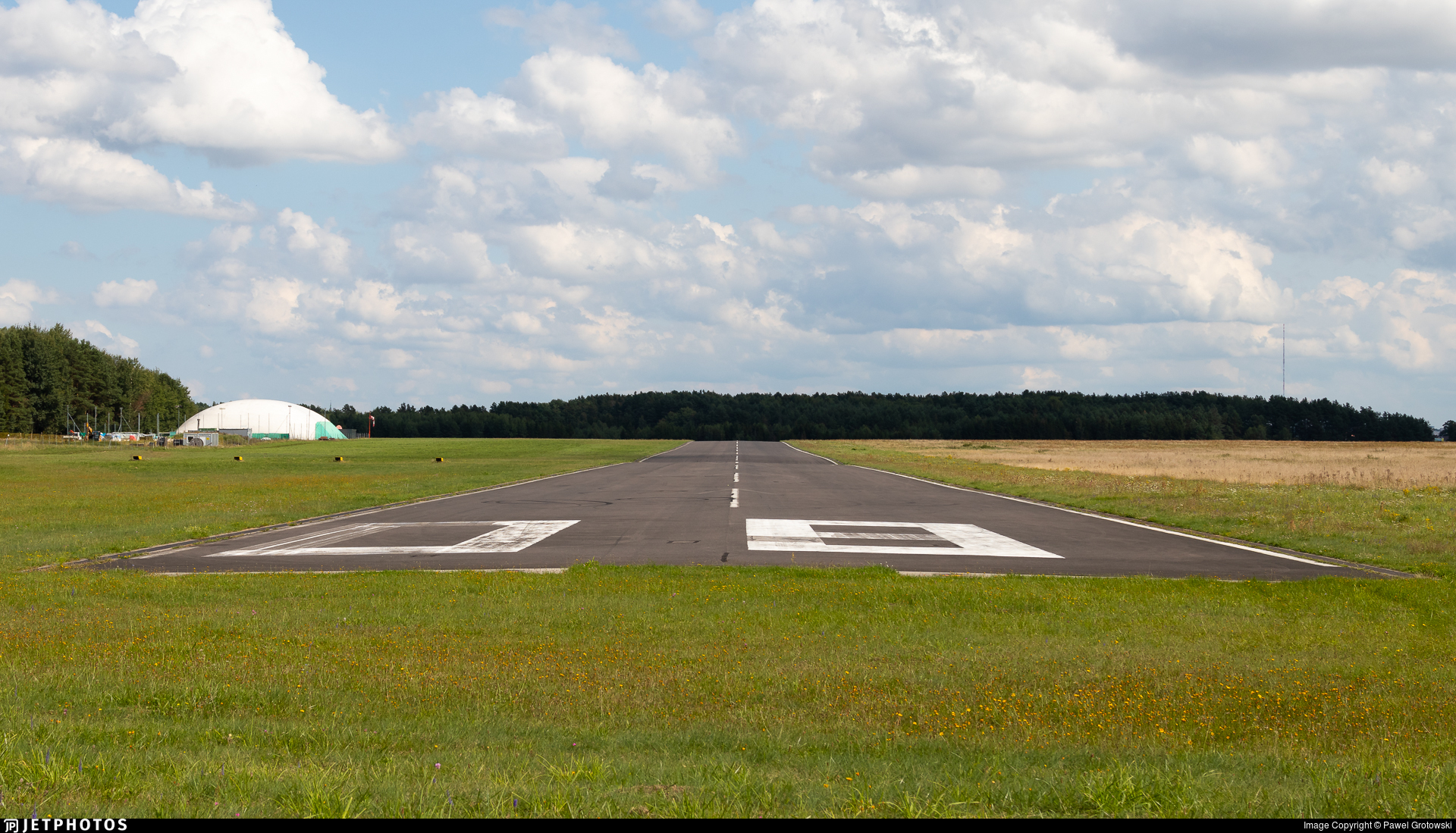 EPOD - Airport - Runway
