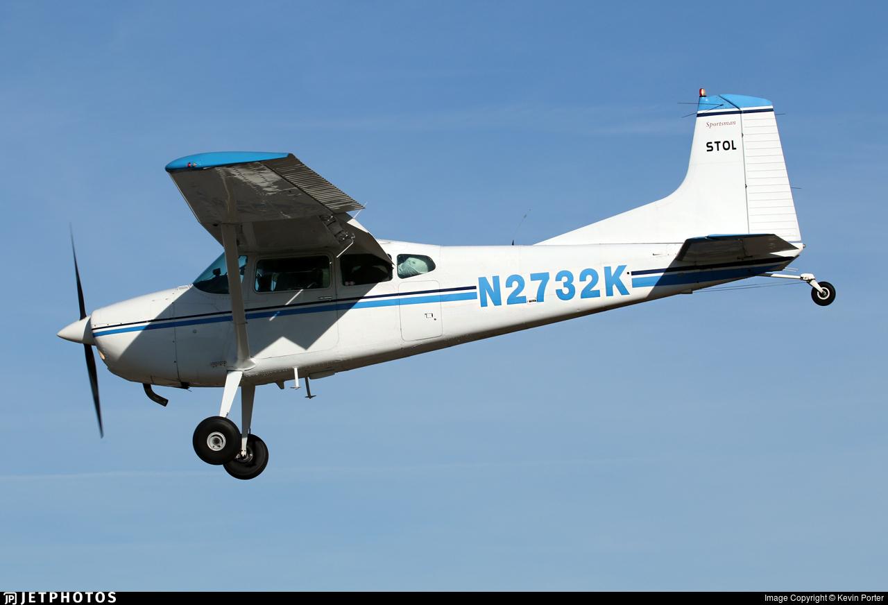 N2732K - Cessna 180K Skywagon - Private