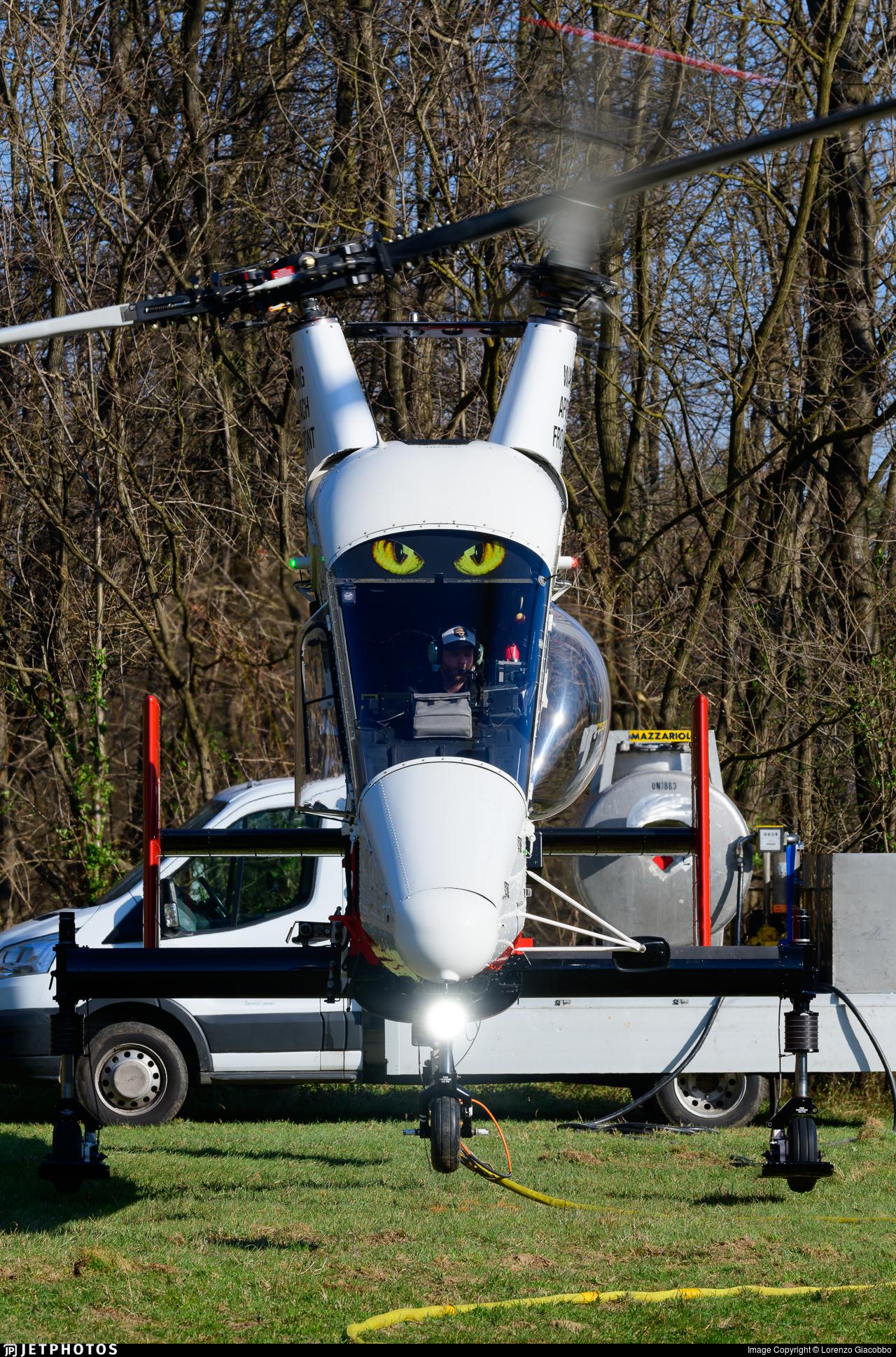 HB-ZGK - Kaman K-1200 K-Max - Rotex Helicopter