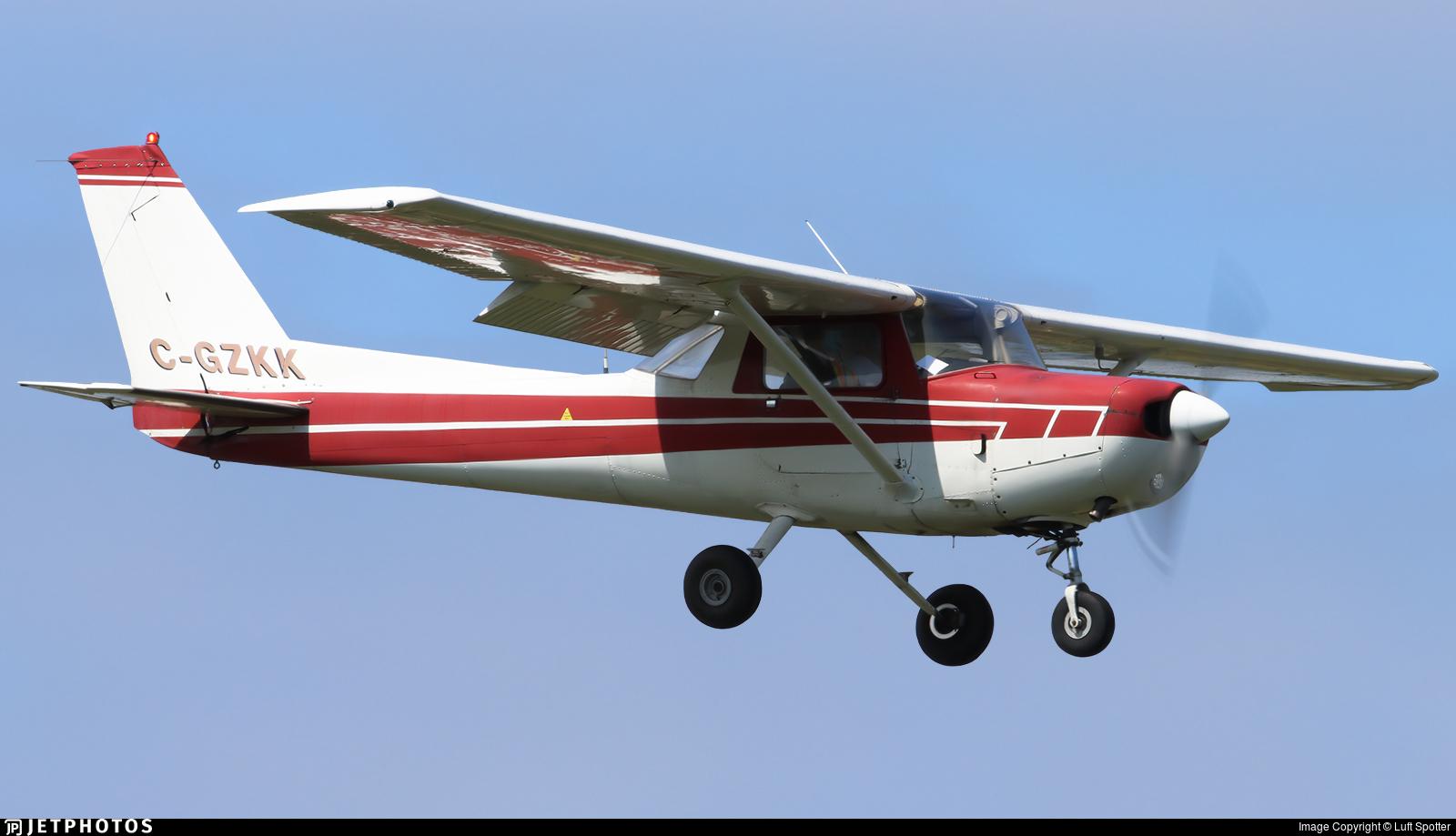 C-GZKK - Cessna 152 - Pacific Flying Club