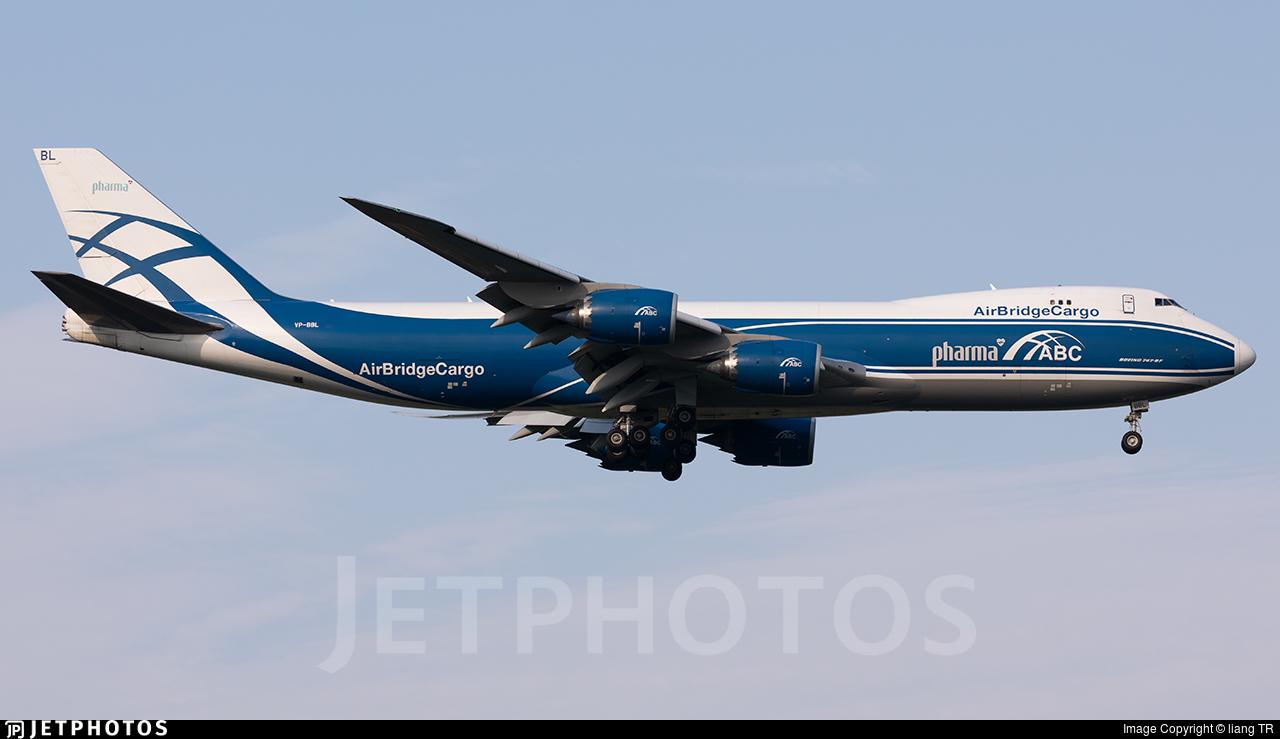 VP-BBL - Boeing 747-87UF - Air Bridge Cargo