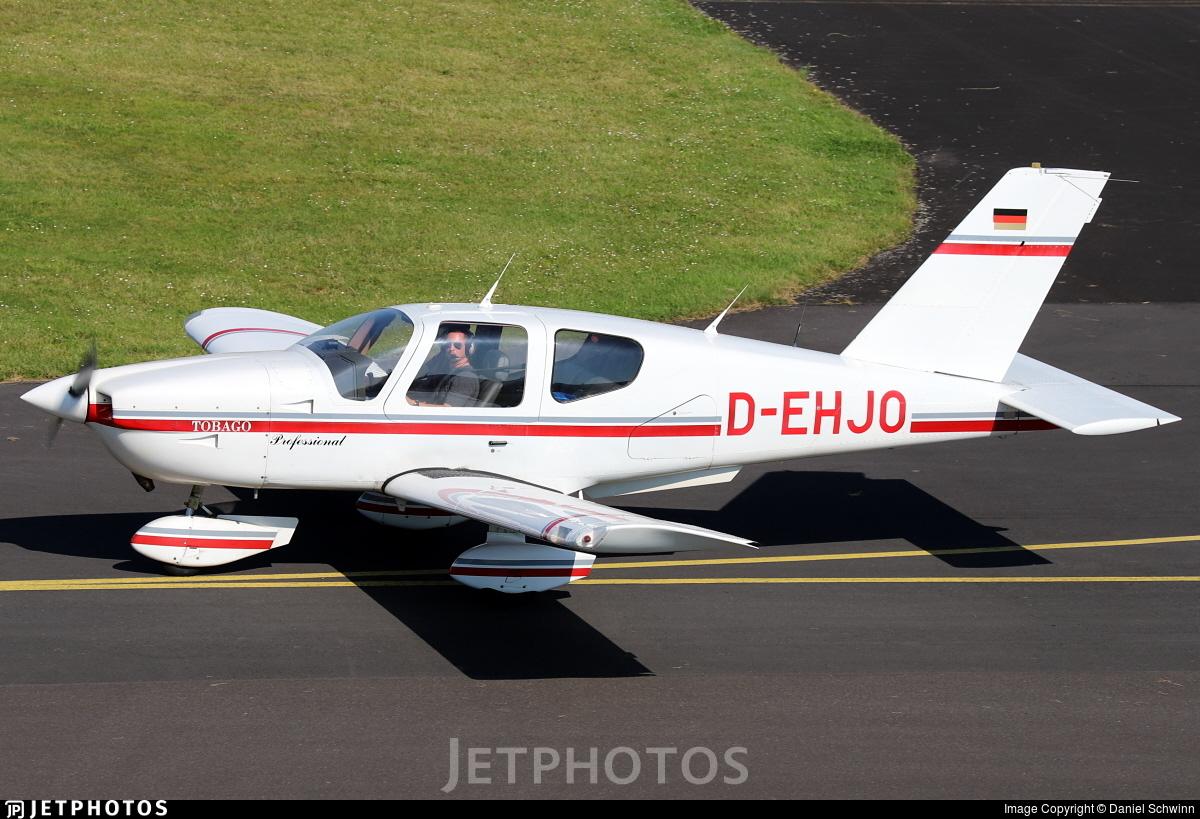 D-EHJO - Socata TB-10 Tobago - Private