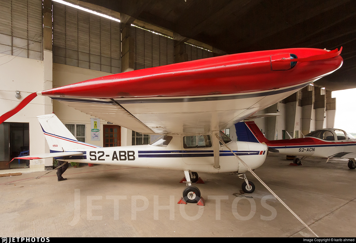 S2-ABB - Cessna 150 - Bangladesh Flying Club