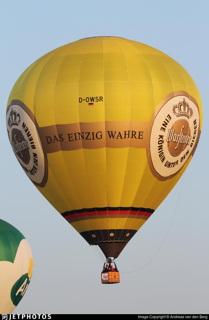 D-OWSR - Schroeder Fire Balloons G - Private