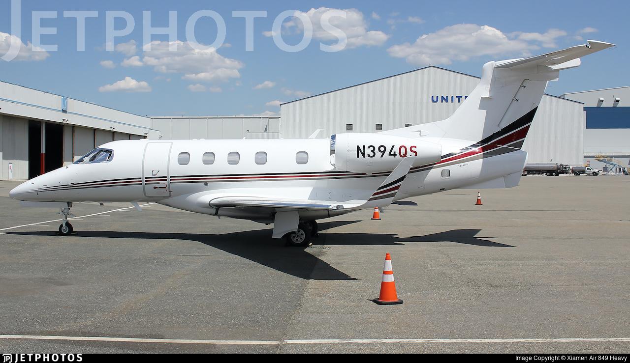 N394QS - Embraer 505 Phenom 300 - NetJets Aviation