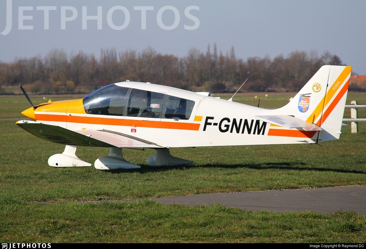 F-GNNM - Robin DR400/140B Major - Private