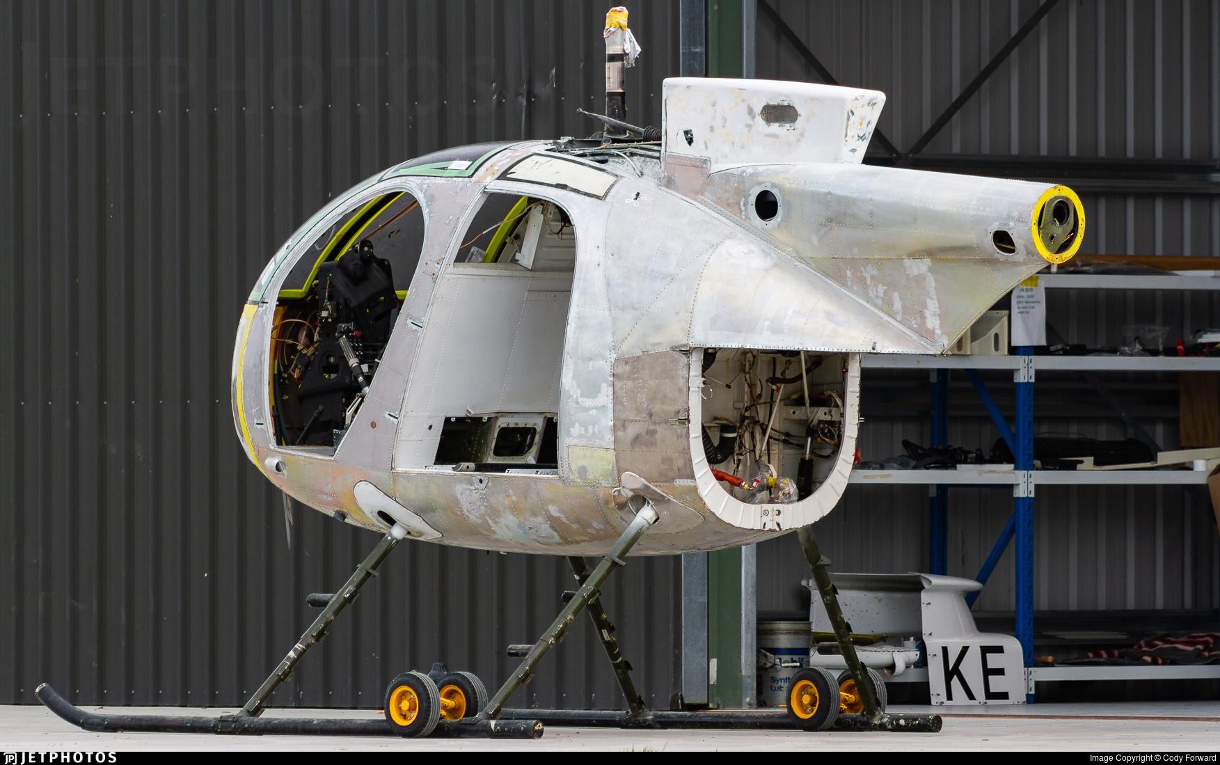 ZK-HZR - Hughes 369D - Private