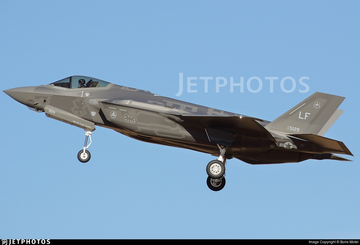 15-5129 - Lockheed Martin F-35A Lightning II - United States - US Air Force (USAF)