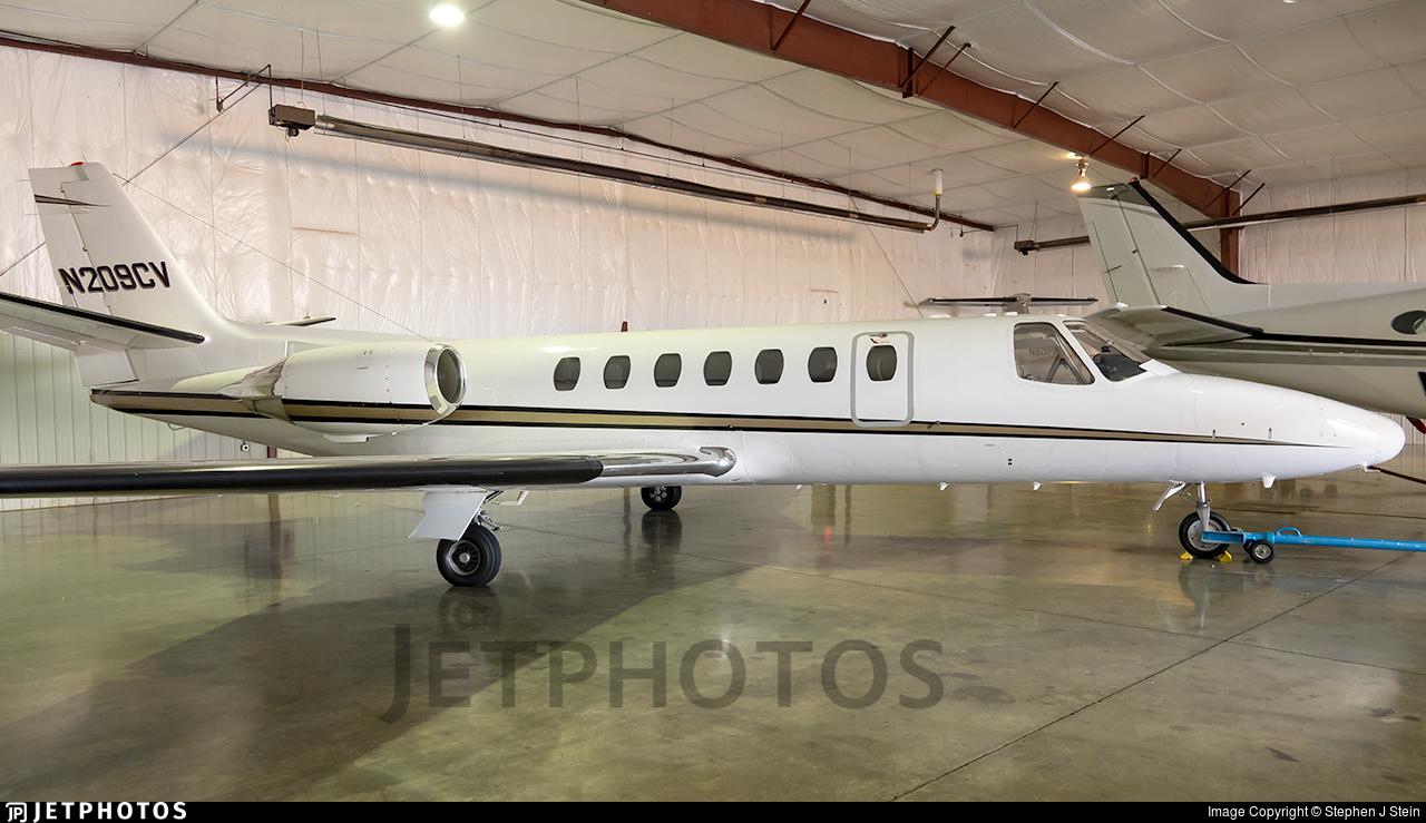 N209CV - Cessna 560 Citation V - Private