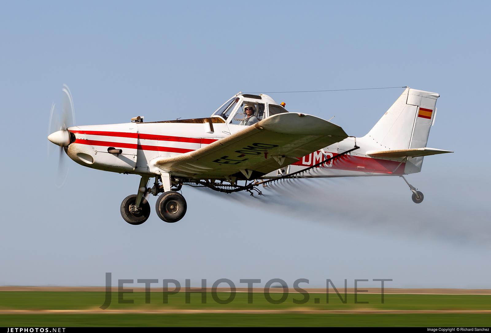 EC-DMO - Piper PA-36-375 Brave - Trabajos Aéreos Martínez Ridao