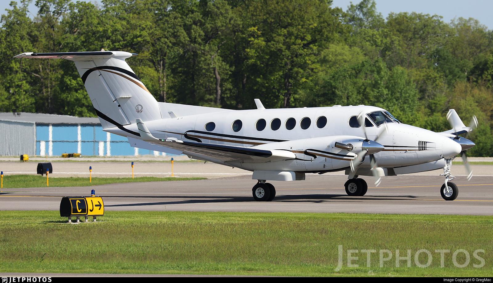 N239JV - Beechcraft B200GT Super King Air - Private