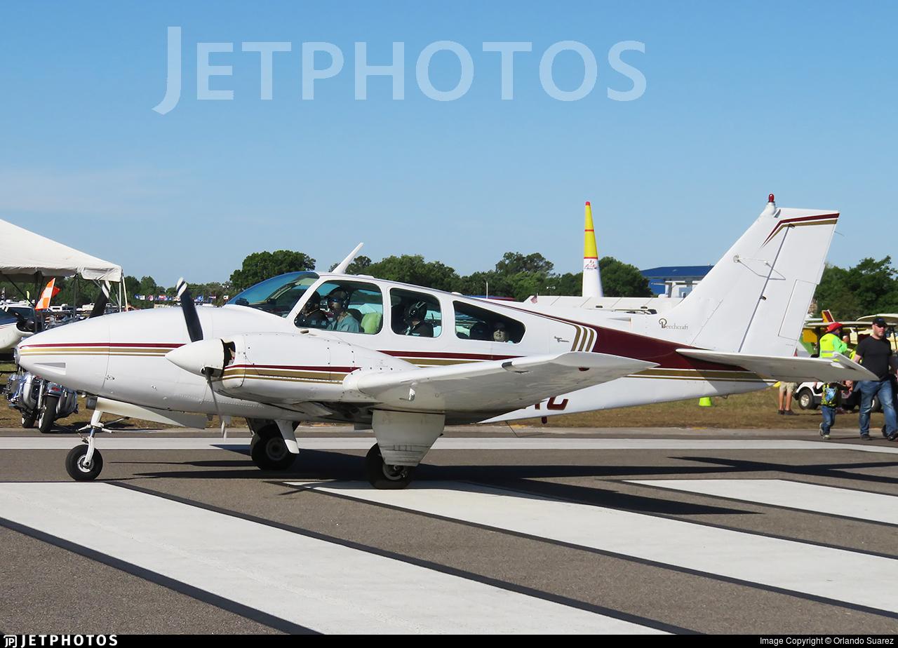 N514KC - Beechcraft 95-C55 Baron - Private