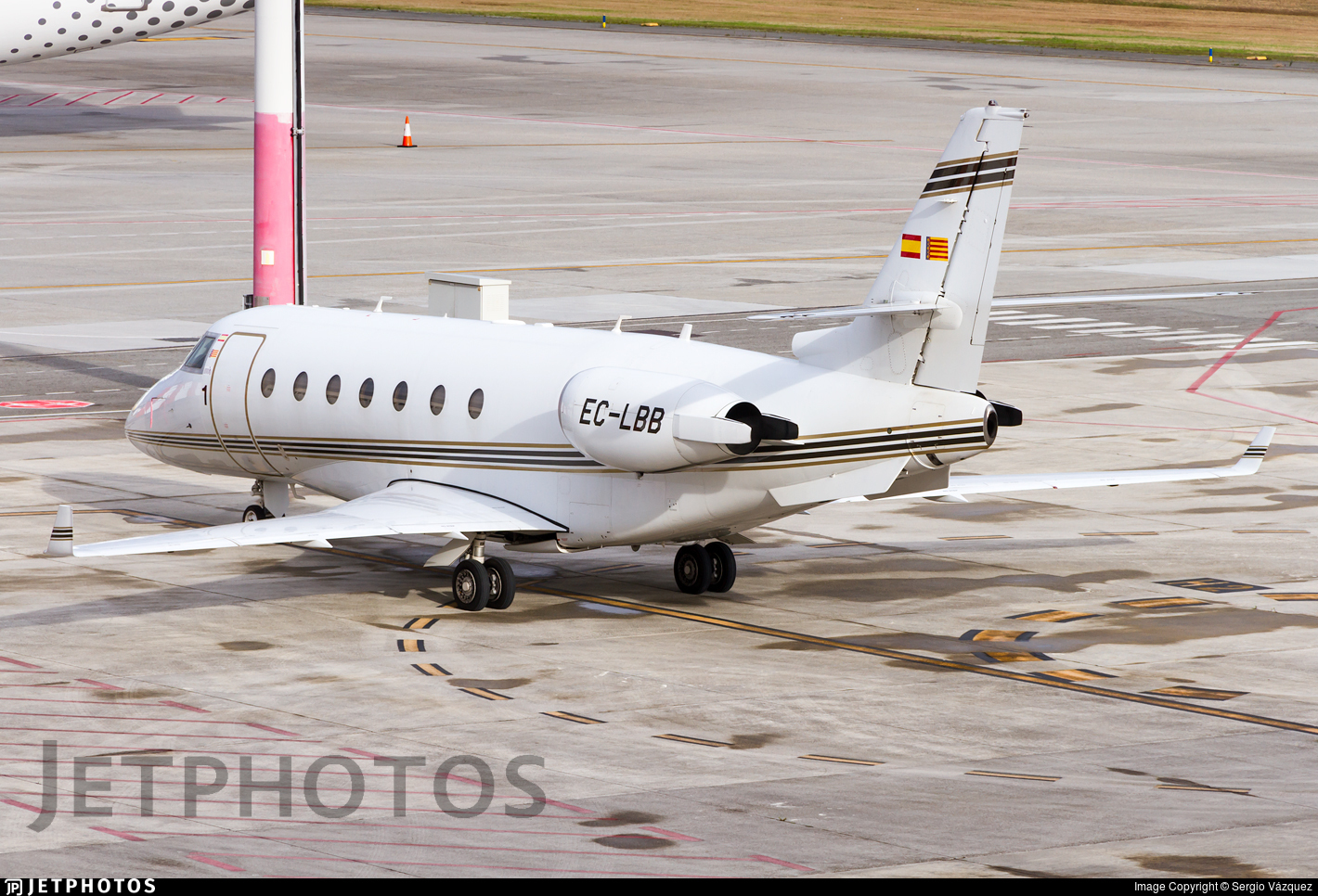 EC-LBB - Gulfstream G200 - Executive Airlines