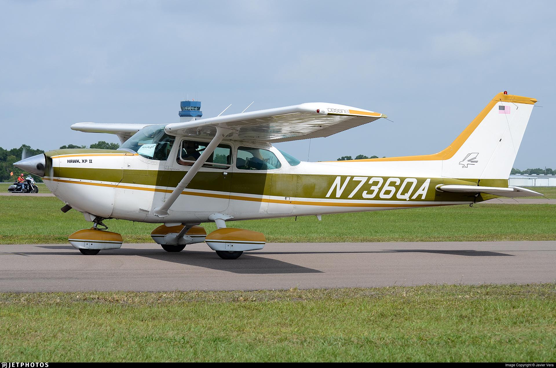N736QA - Cessna R172K Hawk XP II - Private