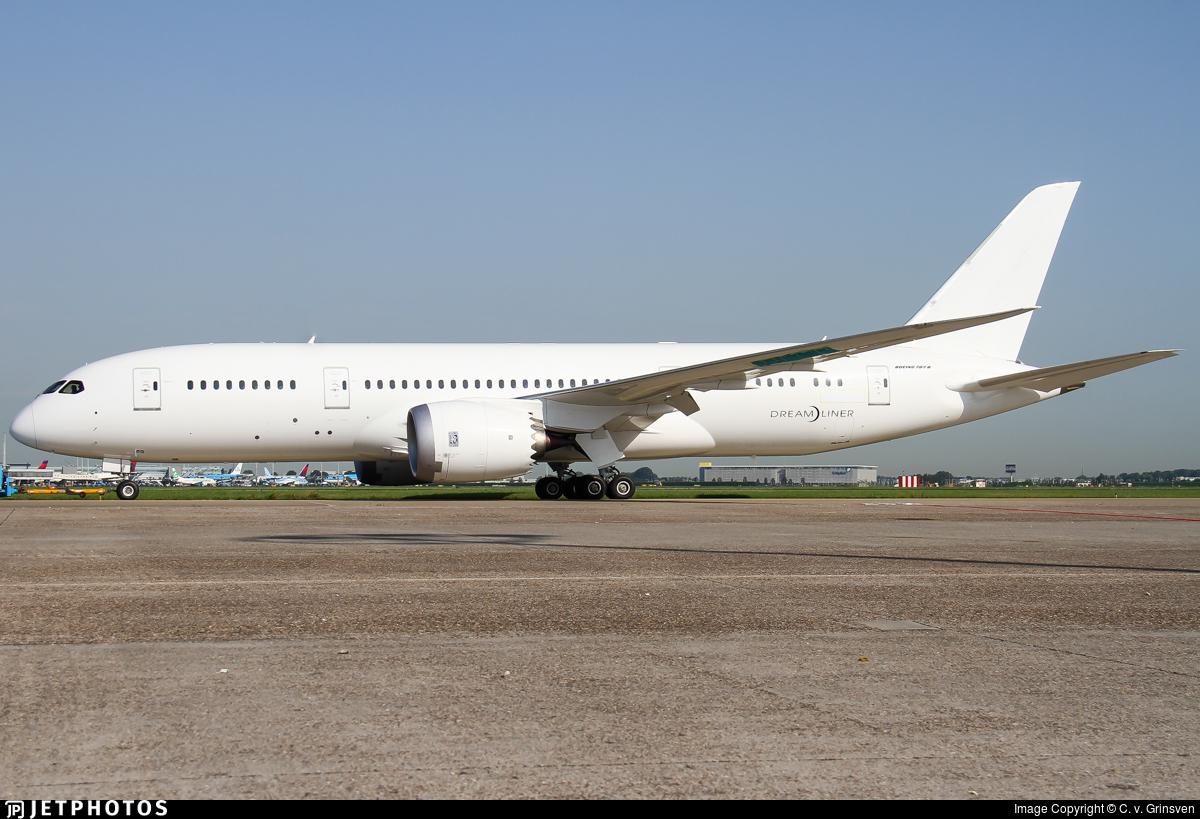 P4-BDL - Boeing 787-8 Dreamliner - Untitled