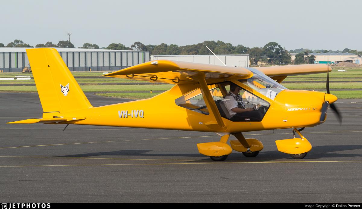 VH-IVQ - Aeroprakt A-32 - Private