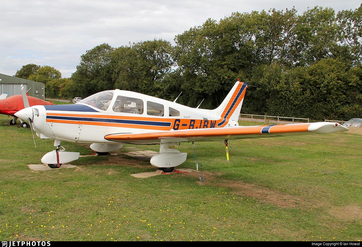 G-BJBW - Piper PA-28-161 Warrior II - Private