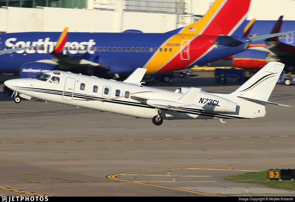 N73CL - IAI 1124A Westwind II - Private