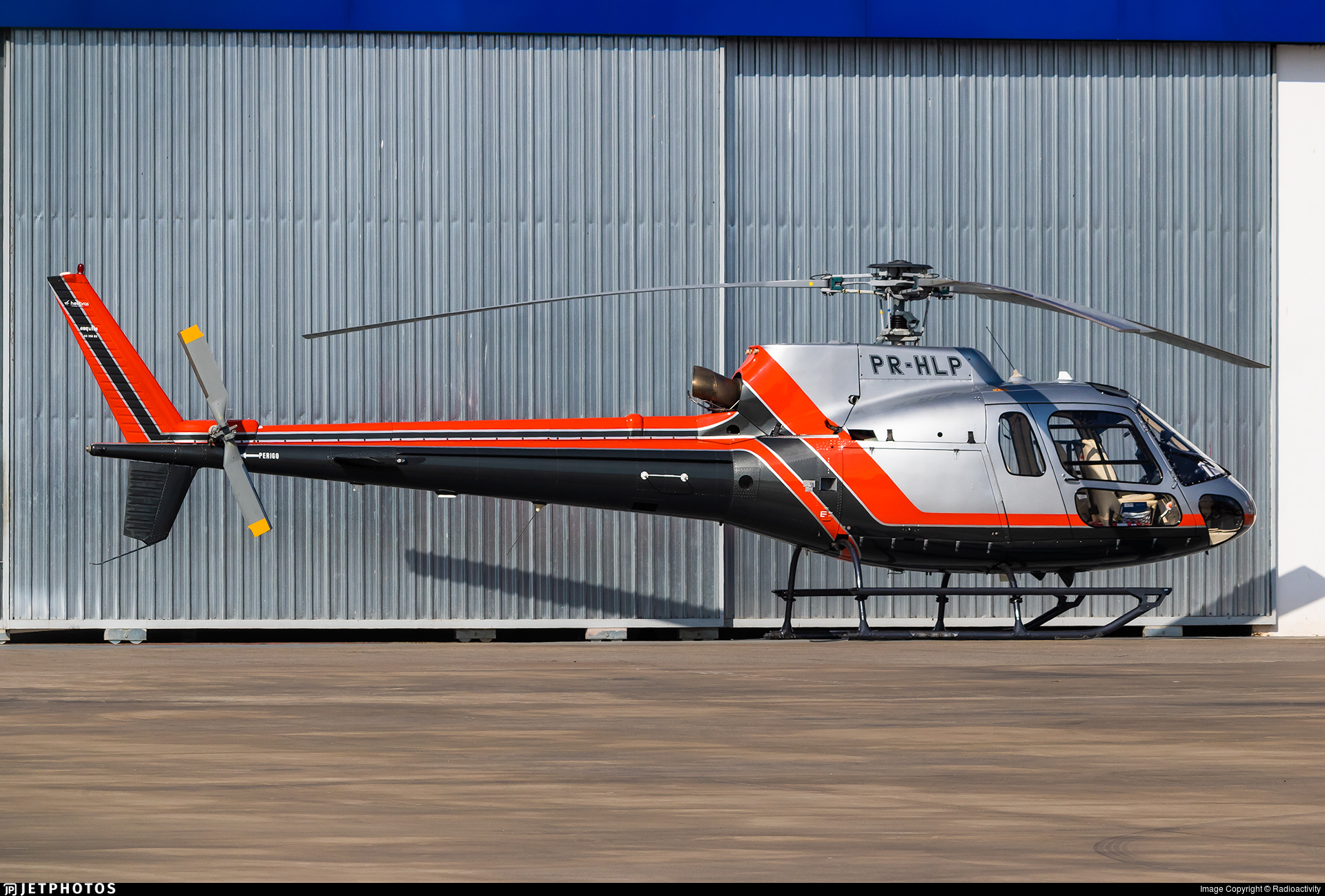 PR-HLP - Eurocopter AS 350B2 Ecureuil - Private