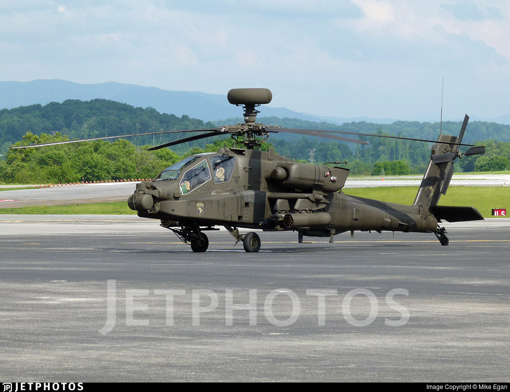 14-03028 - Boeing AH-64E Apache Guardian - United States - US Army