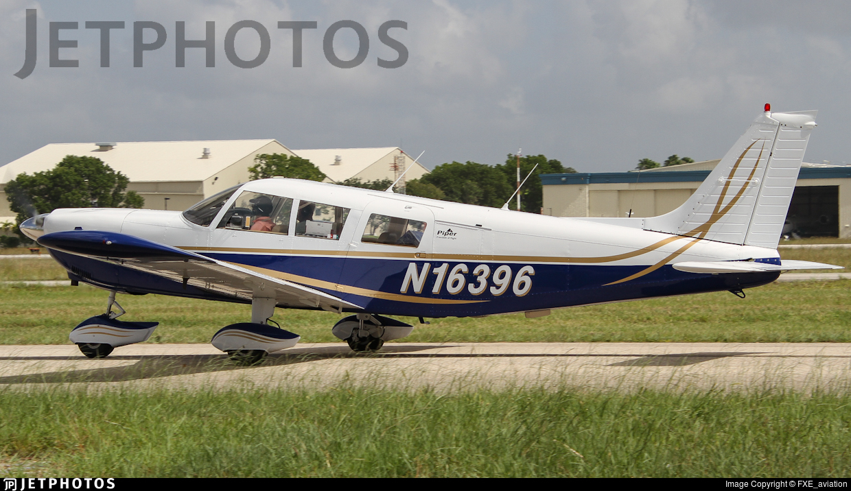 N16396 - Piper PA-32-260 Cherokee Six - Private