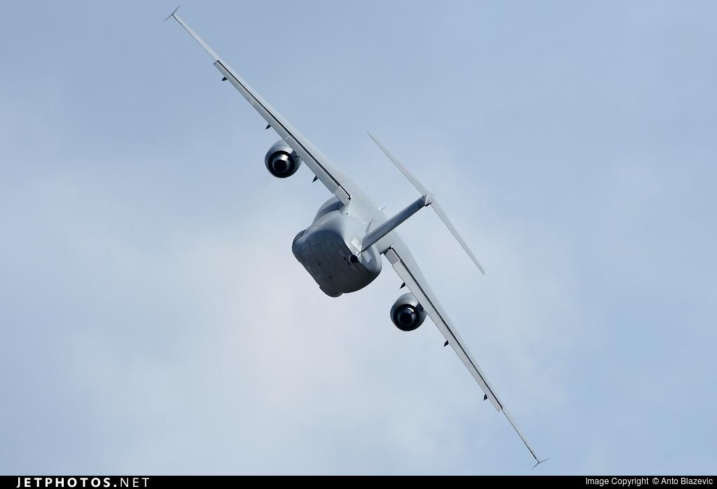 UR-EXP - Antonov An-178 - Antonov Design Bureau