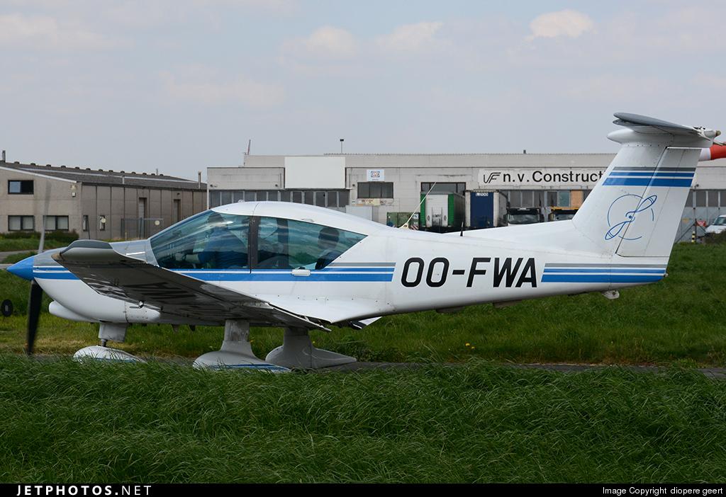 OO-FWA - Robin R3000/160 - Propeller