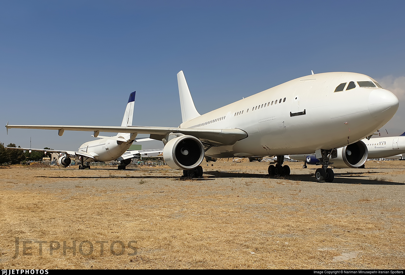 EY-705 - Airbus A310-324 - Asia Sky Lines