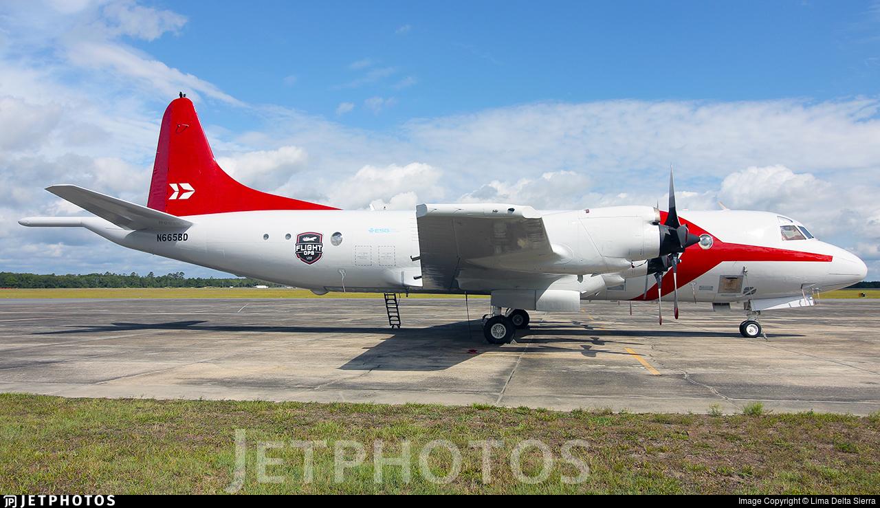 N665BD - Lockheed AP-3C Orion - MHD Rockland Services