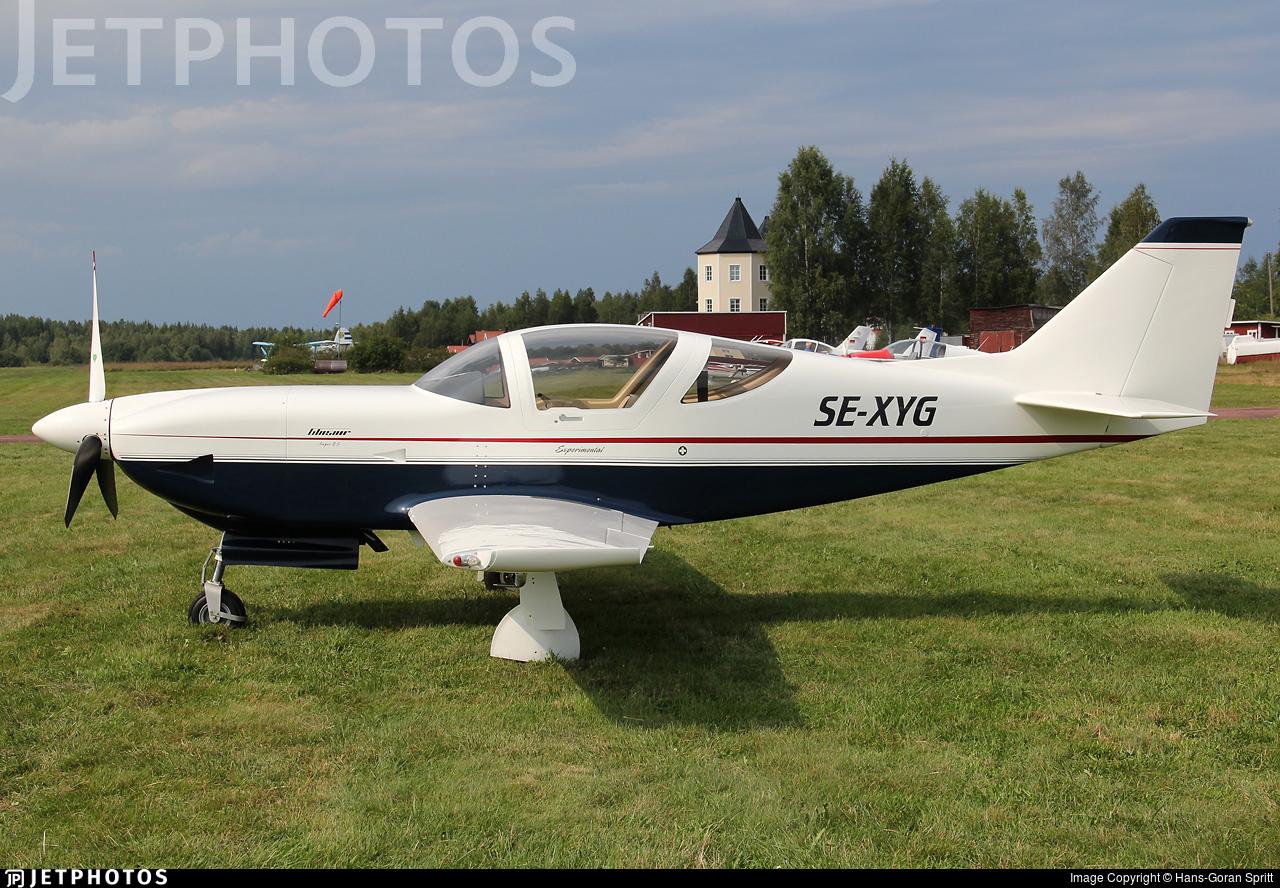SE-XYG - Stoddard-Hamilton Glasair Super II RG - Private