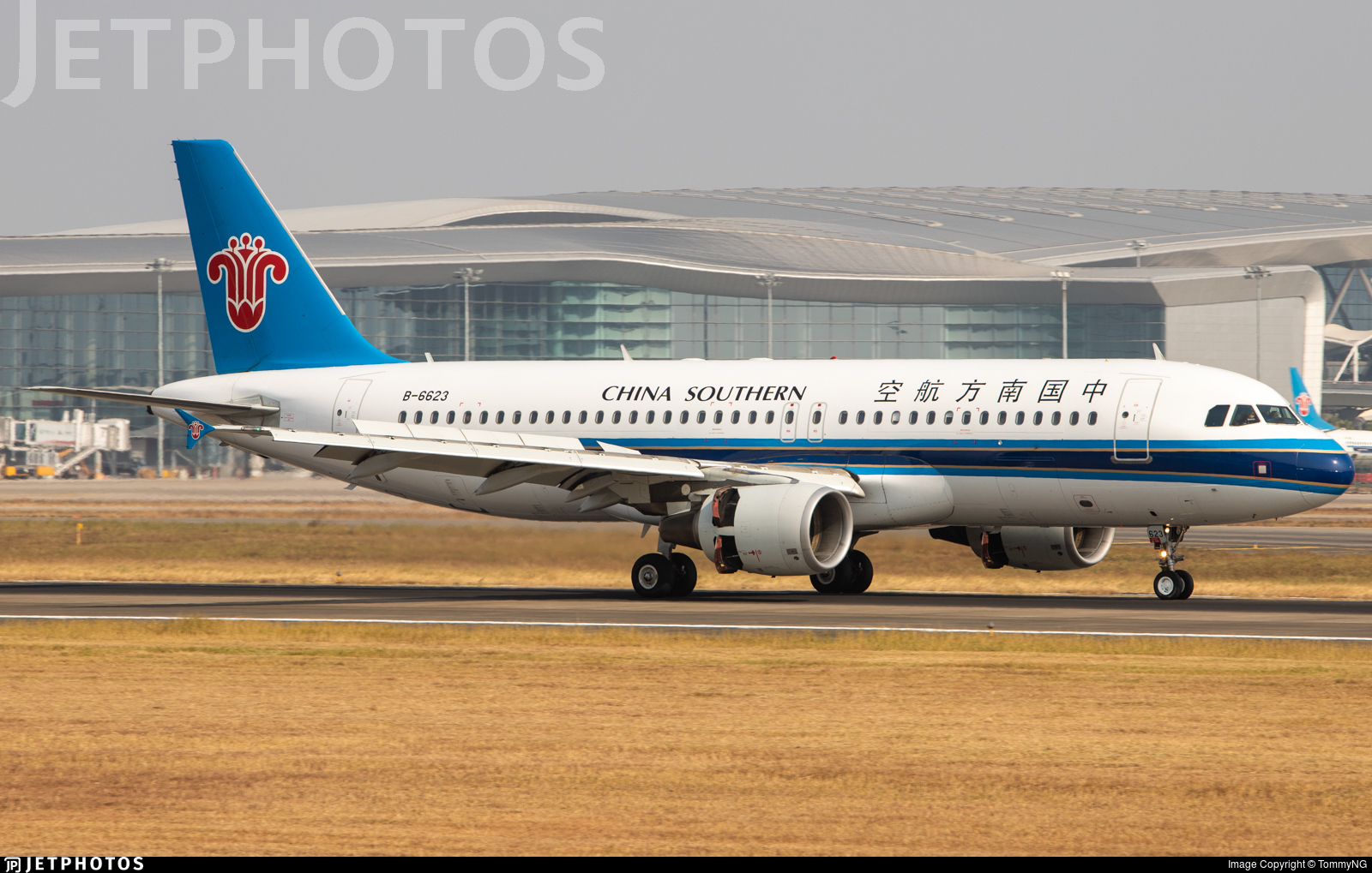 B-6623 - Airbus A320-214 - China Southern Airlines