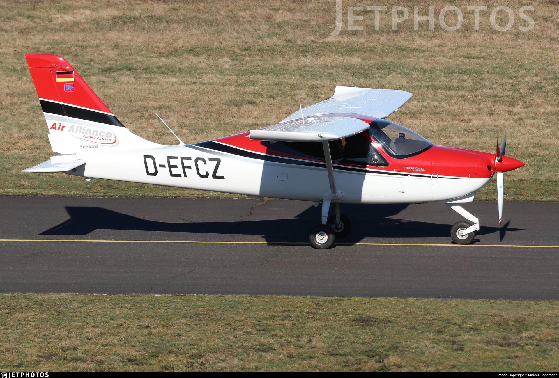 D-EFCZ - Tecnam P2008JC MkII - Air Alliance