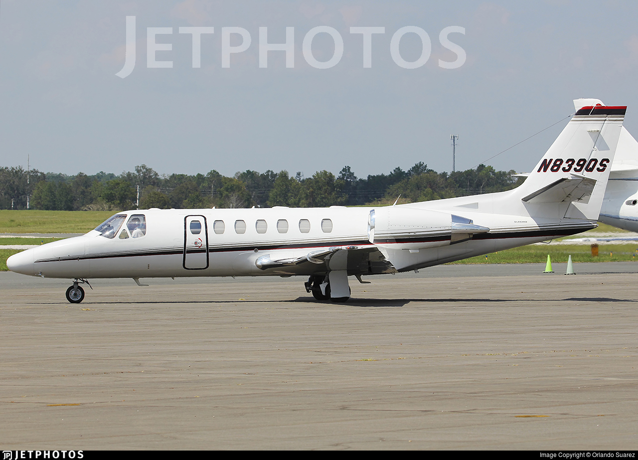N839QS - Cessna 560 Citation V - NetJets Aviation