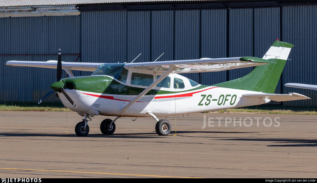ZS-OFO - Cessna U206G Stationair - Private