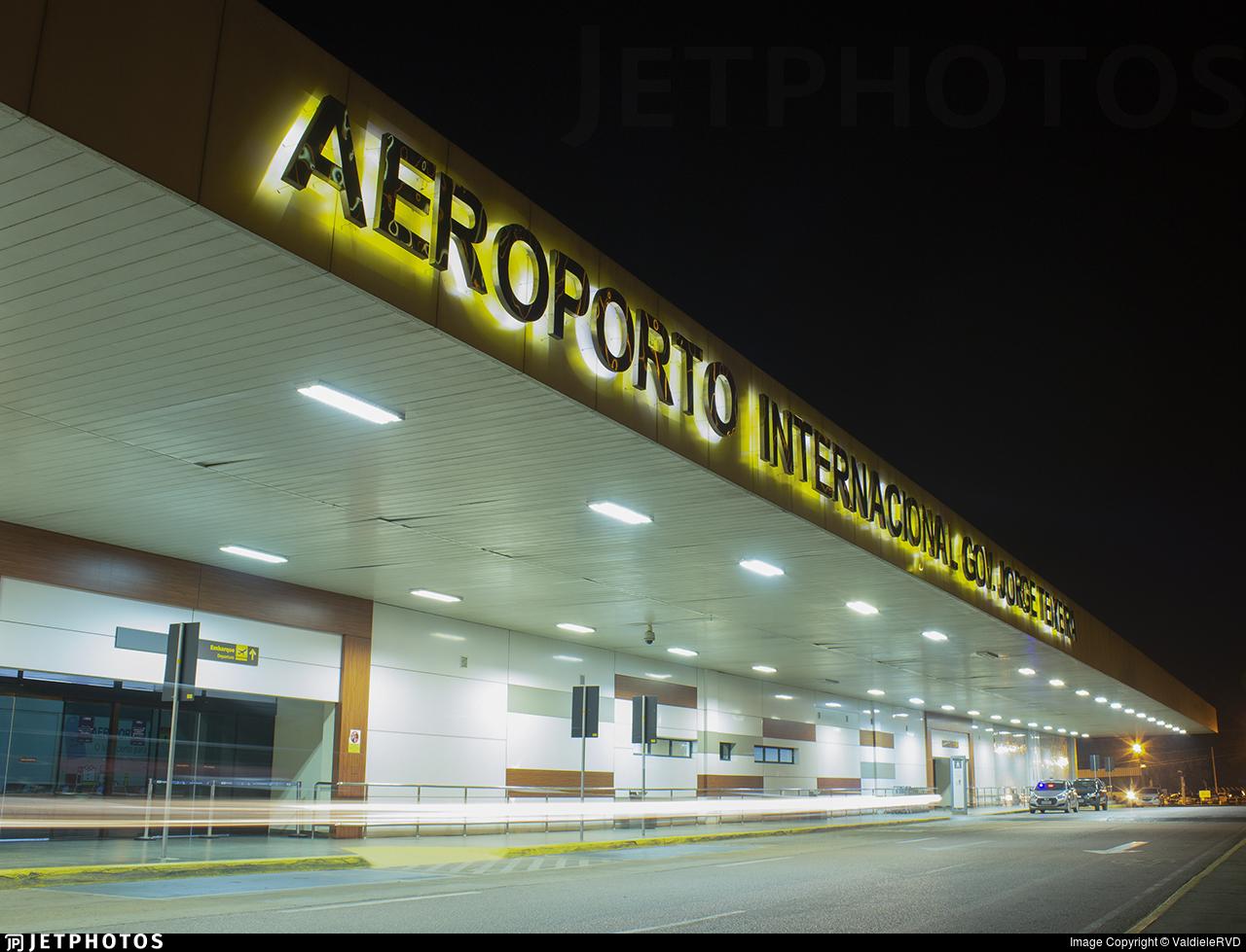 SBPV - Airport - Terminal