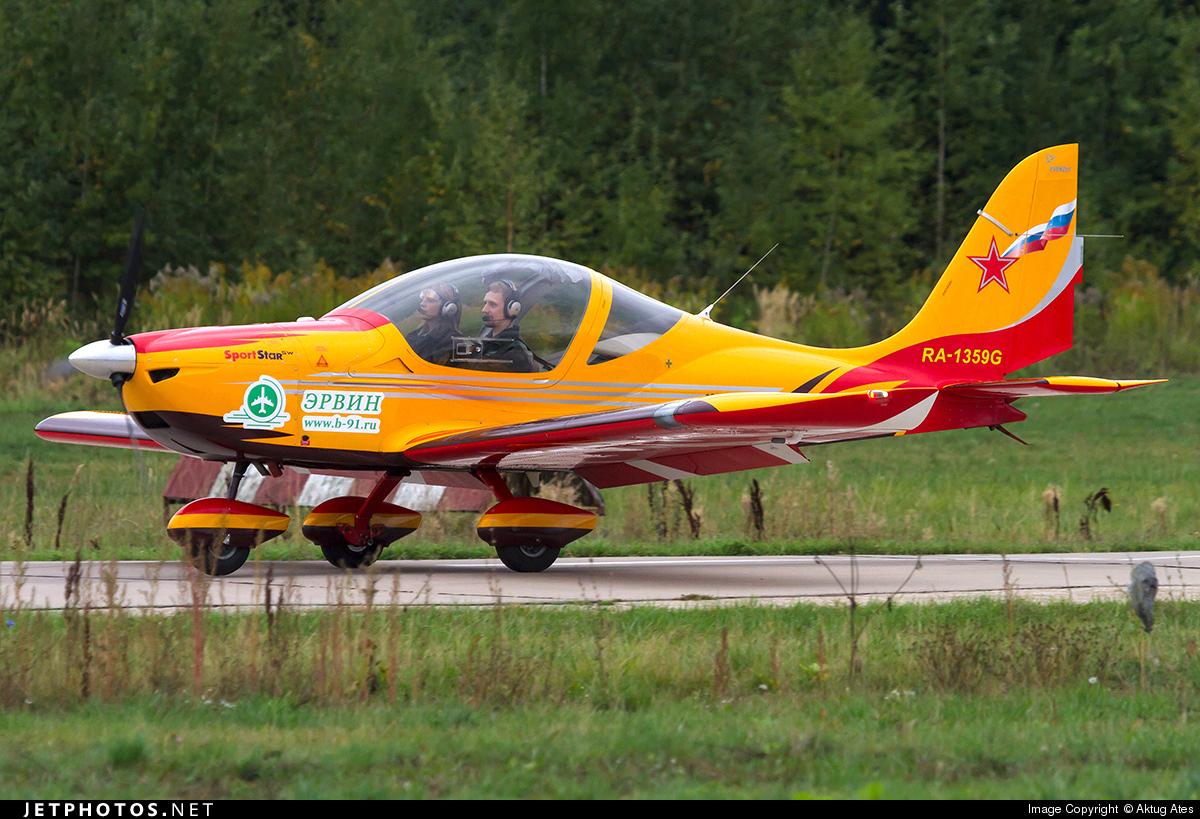 RA-1395G - Evektor-Aerotechnik SportStar - Private