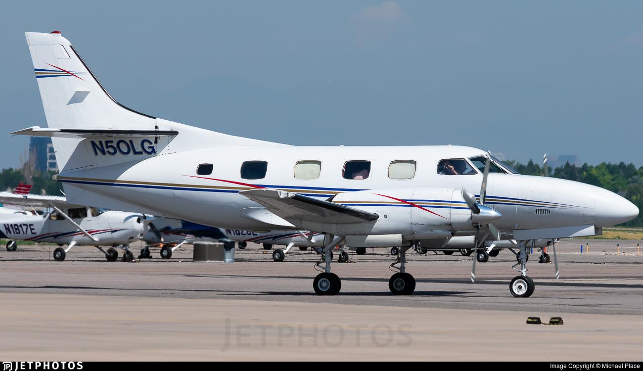N50LG - Swearingen SA226-T Merlin IIIB - Private
