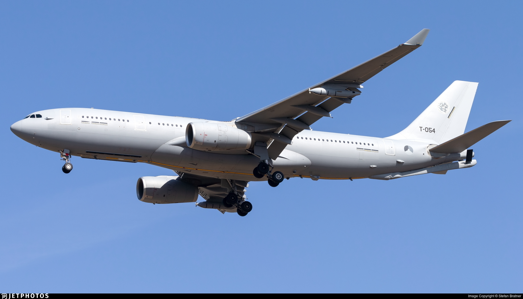 T-054 - Airbus KC-30M - Netherlands - Royal Air Force