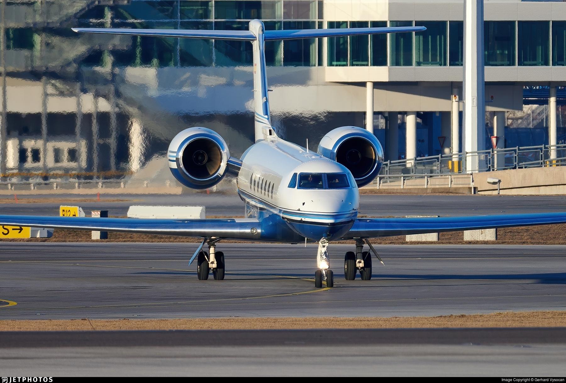 EC-LIY - Gulfstream G550 - Gestair Private Jets