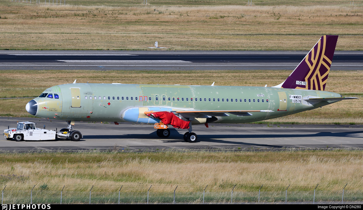 F-WWBD - Airbus A320-251N - Airbus Industrie