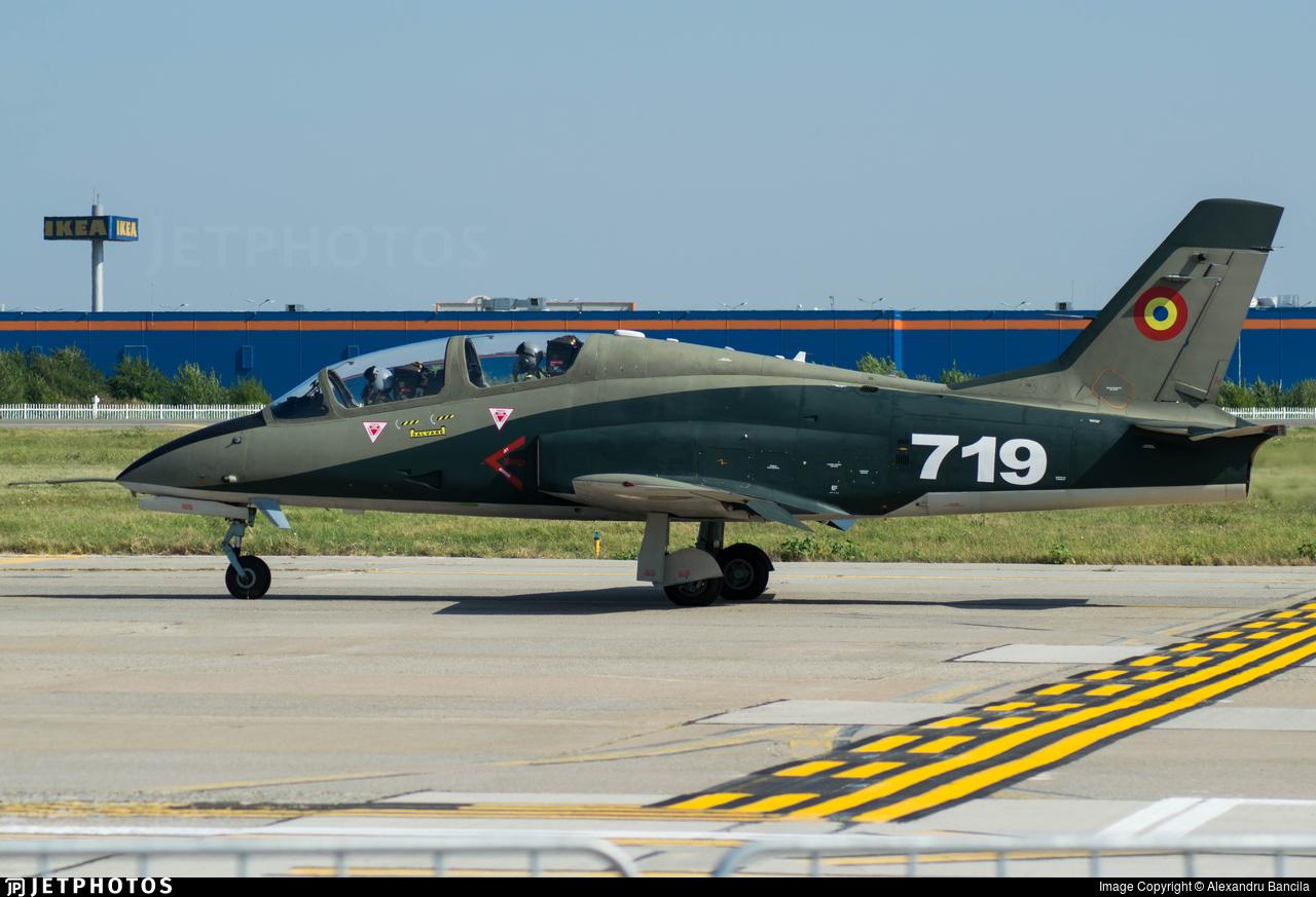 719 - IAR-99 Soim - Romania - Air Force