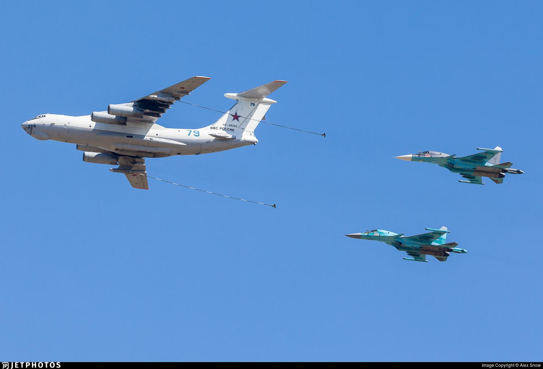 RF-94282 - Ilyushin IL-78M Midas - Russia - Air Force