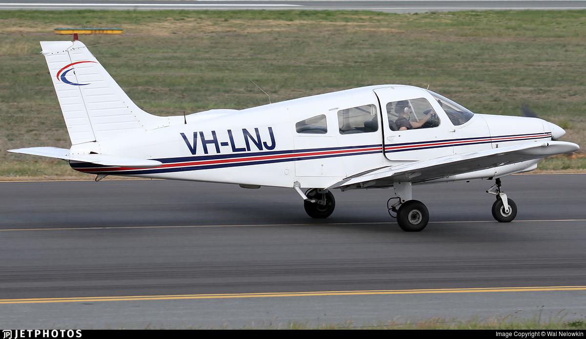 VH-LNJ - Piper PA-28-151 Cherokee Warrior - Private