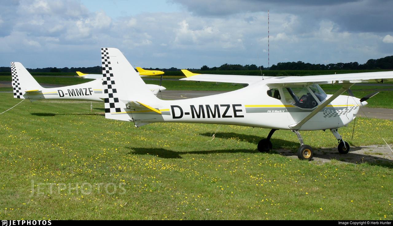 D-MMZE - FK Lightplanes FK9 Mark IV - Luftfahrtverein Mainz e.V.