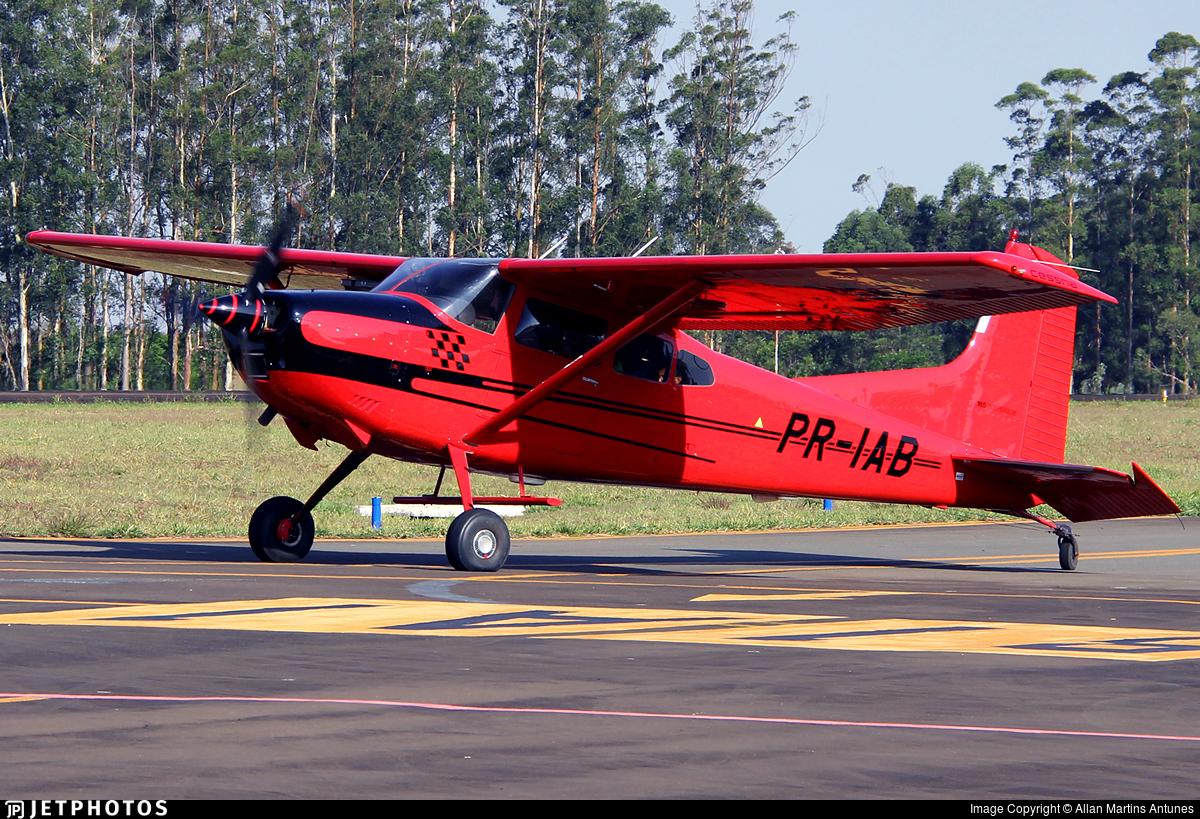 PR-IAB - Cessna A185F Skywagon - Private