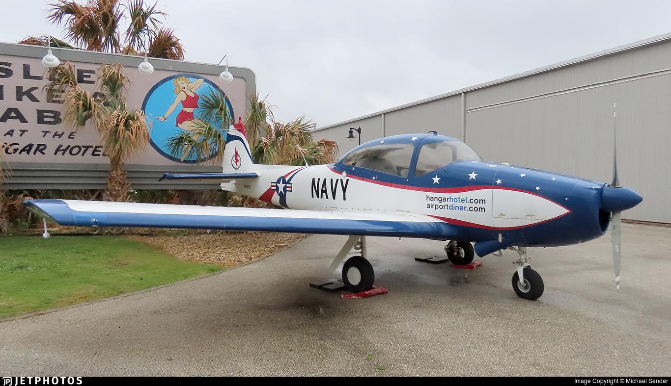 N91500 - North American Navion - Private