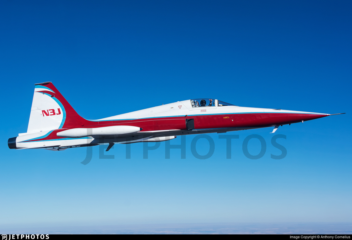N3J  - Northrop F-5A Freedom Fighter - Private